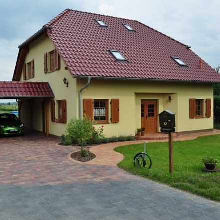 Fenster und Fensterfassaden für Ein- und Mehrfamilienhäuser, Barnim, Eberswalde