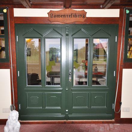 Türen in eigener Herstellung als Hauseingangstür, Eberswalde, Barnim, Golzow